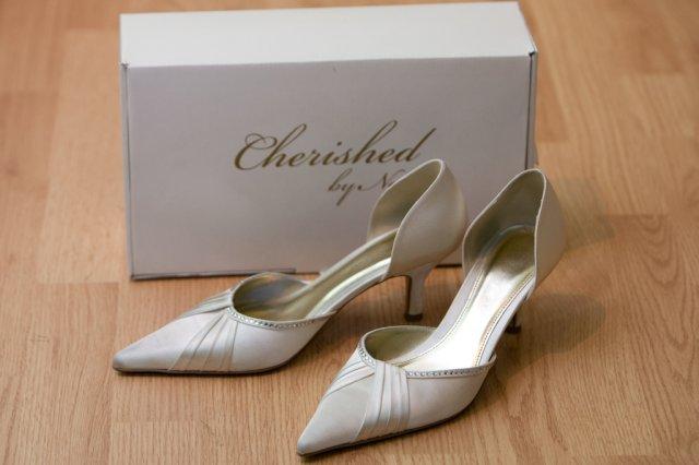 Bude svadba :) - Topánočky