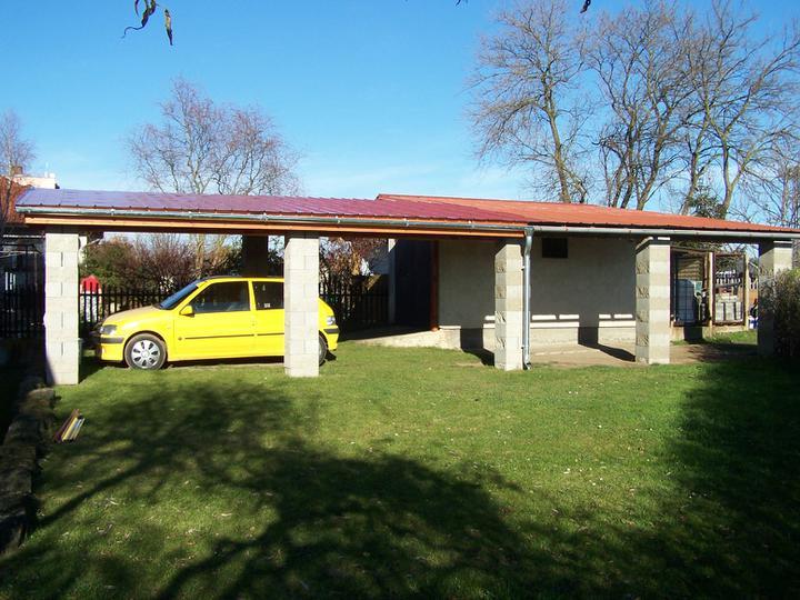 Přístřešek - prodloužení garážového stání - Obrázek č. 37