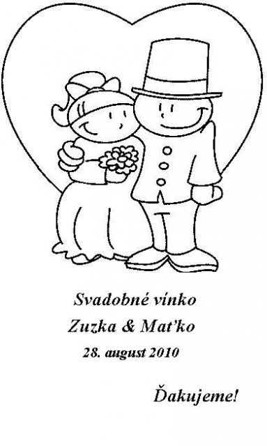 Zuzka & Maťko 28. 8. 2010 - už sa nám to kráti :) - na výslužkové vínko :)