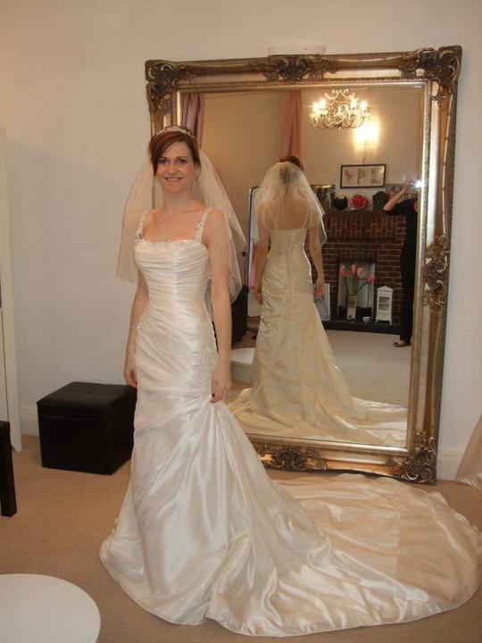 Dani & Jason wedding ideas - Moje saty :-)