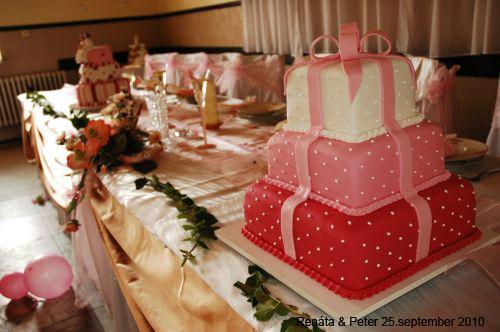 Naše predstavy - v reále torta č. 2