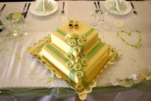 Vysnívana svadba - podobnu ako svadobnu