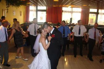 první tanec :o)