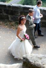 také moc krásná nevěsta