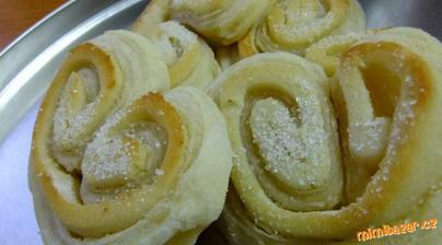 marcipánové koláčky