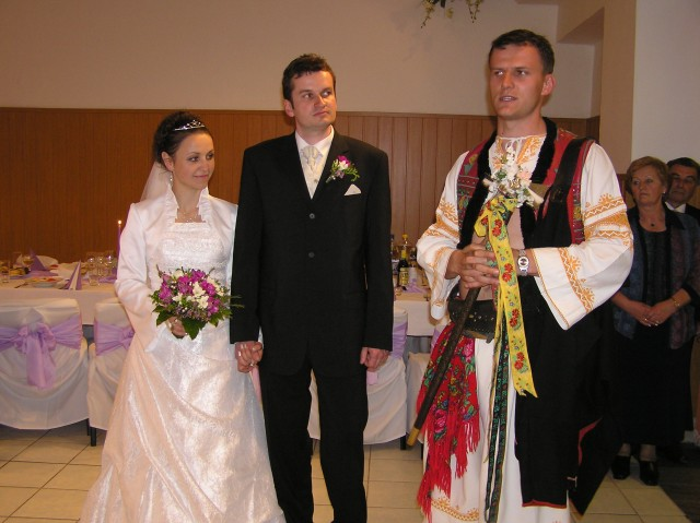 Katka{{_AND_}}Julko Lukáčovci - Manželia