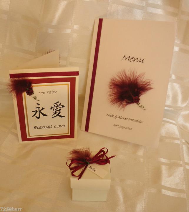 Prani, pozvanky, prstynky - ve fialove