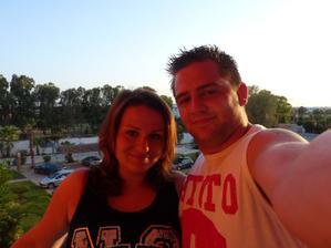 To jsme my v Tunisu v létě