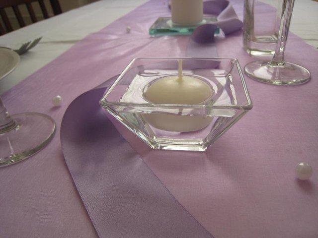 Přípravy - Plovoucí svíčka :)
