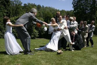 Tak čí je ta nevěsta?