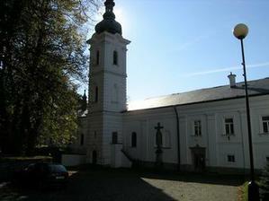 Římskokatolický kostel Vsetín