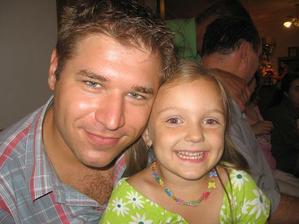 Vypadaji jako tatka s dcerou :o)