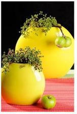 váza - Lentilky / lemar -shop.cz