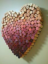 korkové srdce