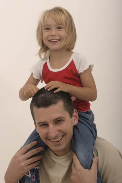 07.07.07 - moje zlaticko... bude z neho dobry tata :)