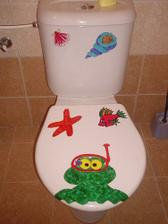 vylepšený záchod