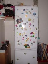 má někdo úchylnější lednici???? :D