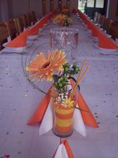 dekorační kytí od Weinlichů