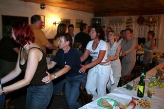 a tančíme...