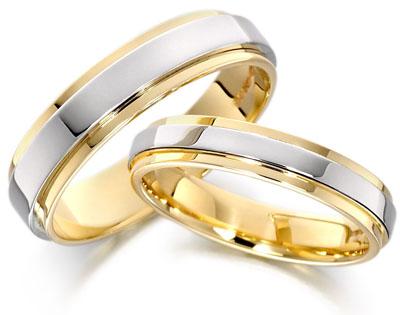 snubniprsteny - Snubní Titanové prsteny JT1165