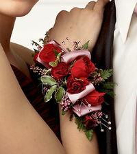 náramek pro svědkyni - bude v barvách svatby