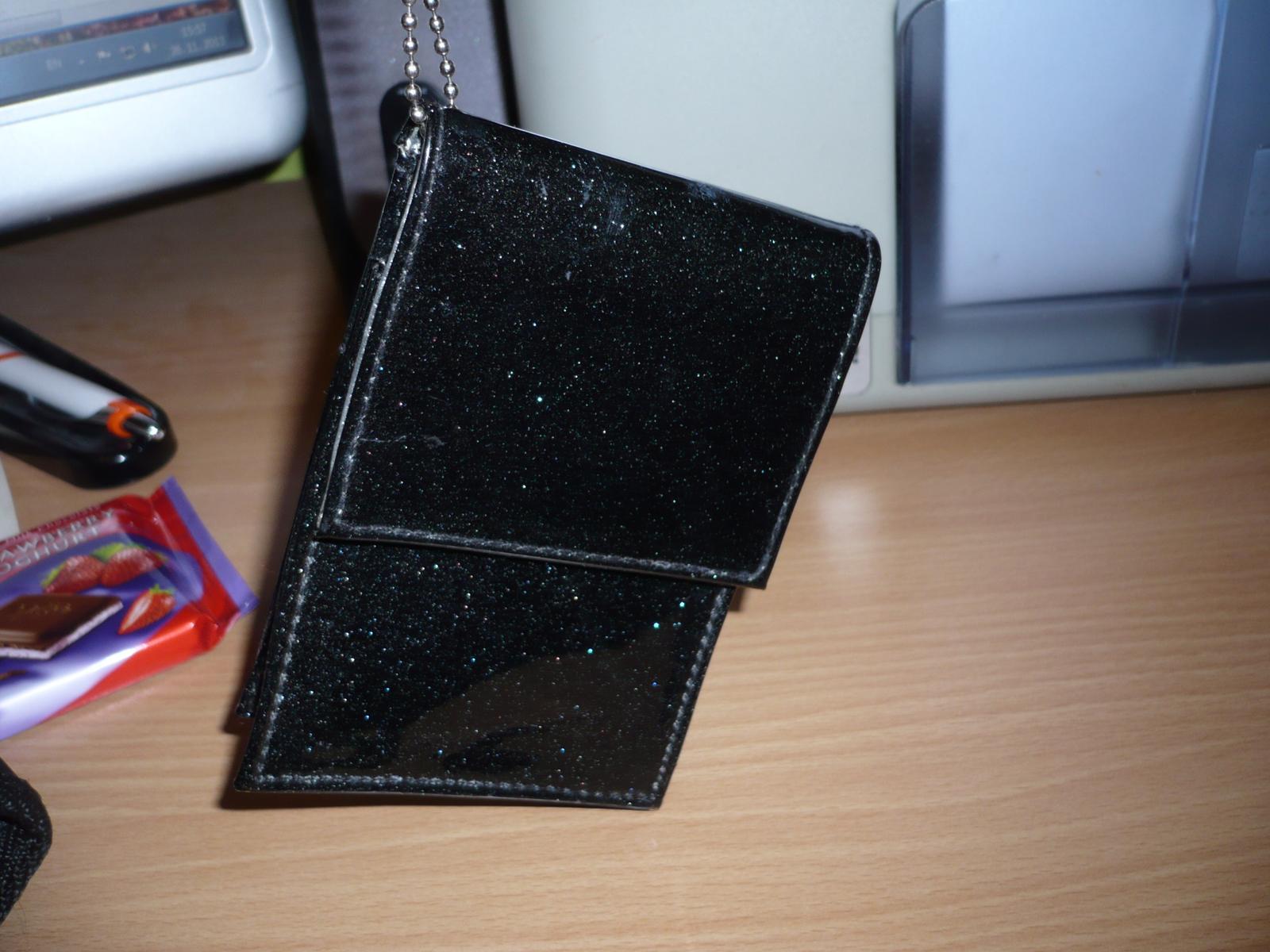 Taštička - mini kabelka - Obrázok č. 1