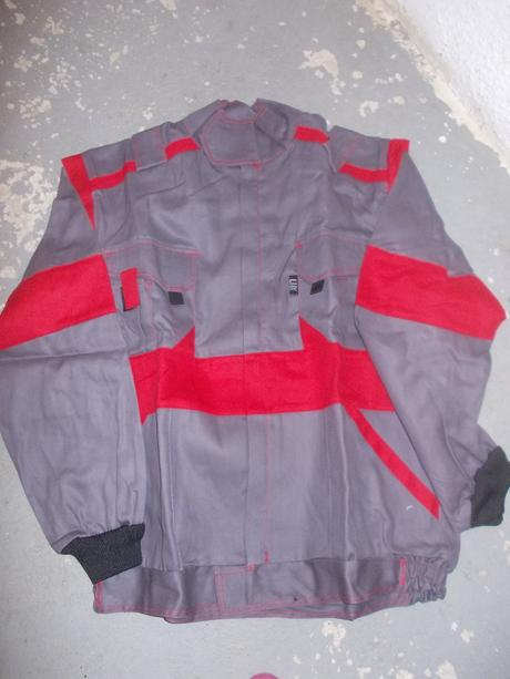 Pracovna bunda  - Obrázok č. 1