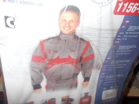 Pracovna bunda  - Obrázok č. 2