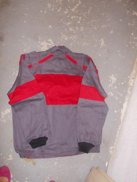 Pracovna bunda  - Obrázok č. 3