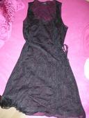 Sieťkove šaty, 40