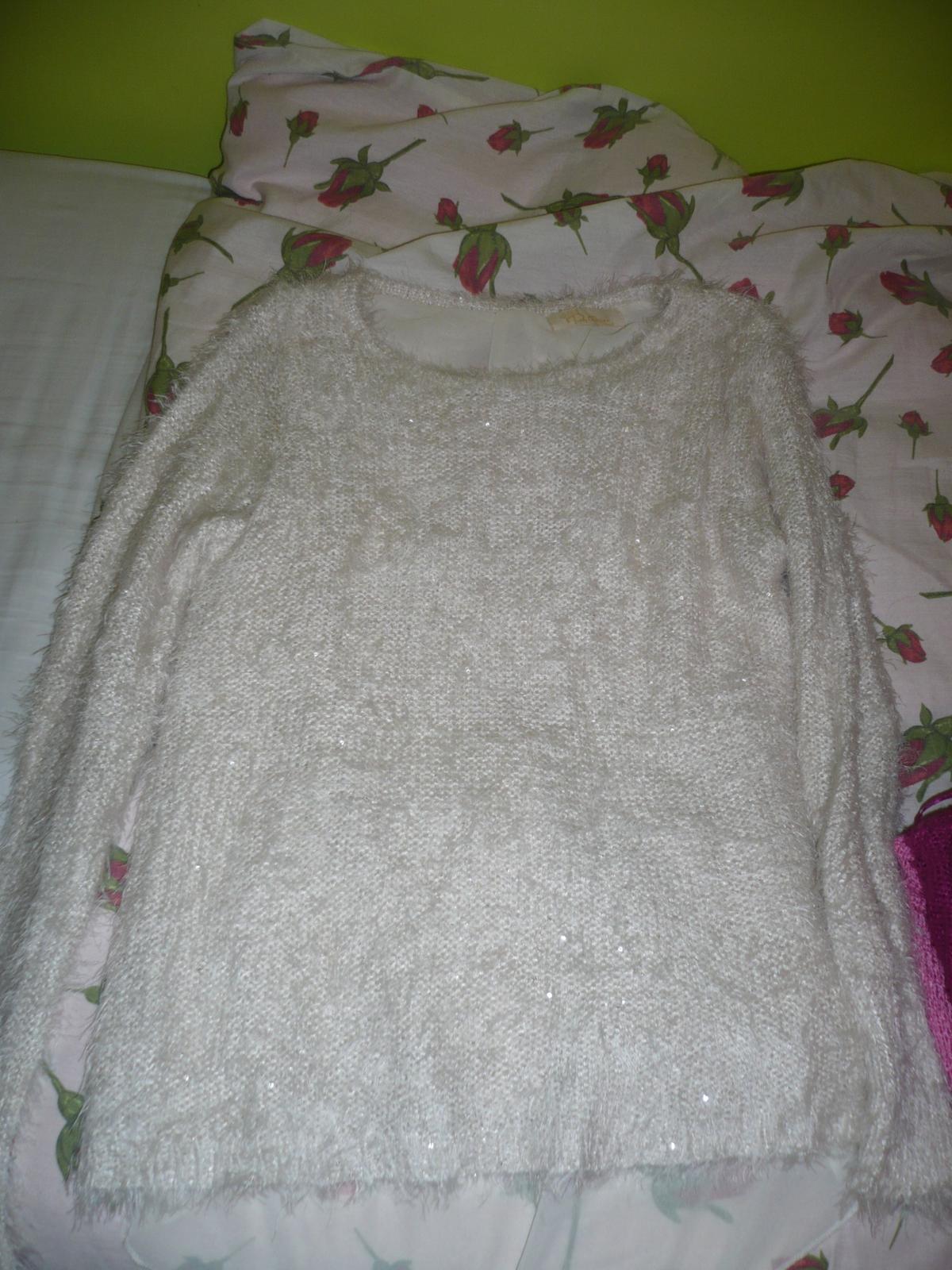 Trblietavy pulover - Obrázok č. 1