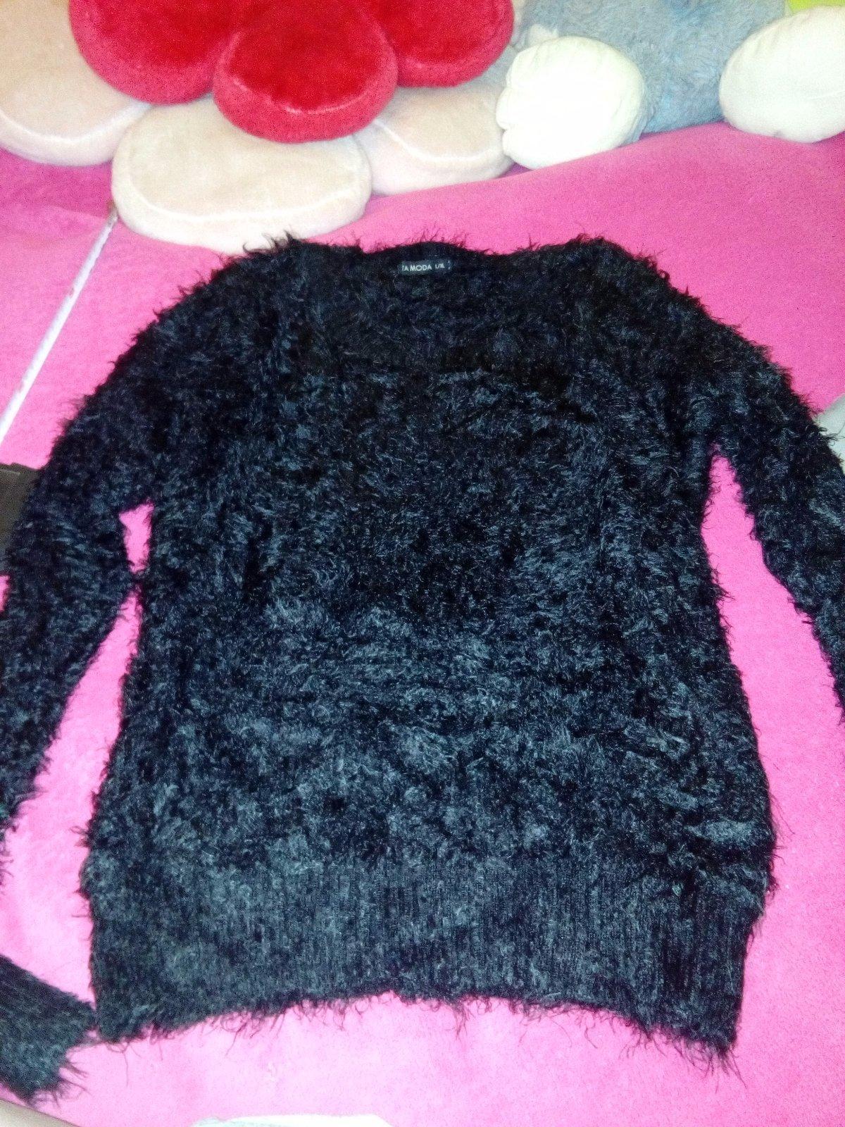 Chlpaty pulover - Obrázok č. 1
