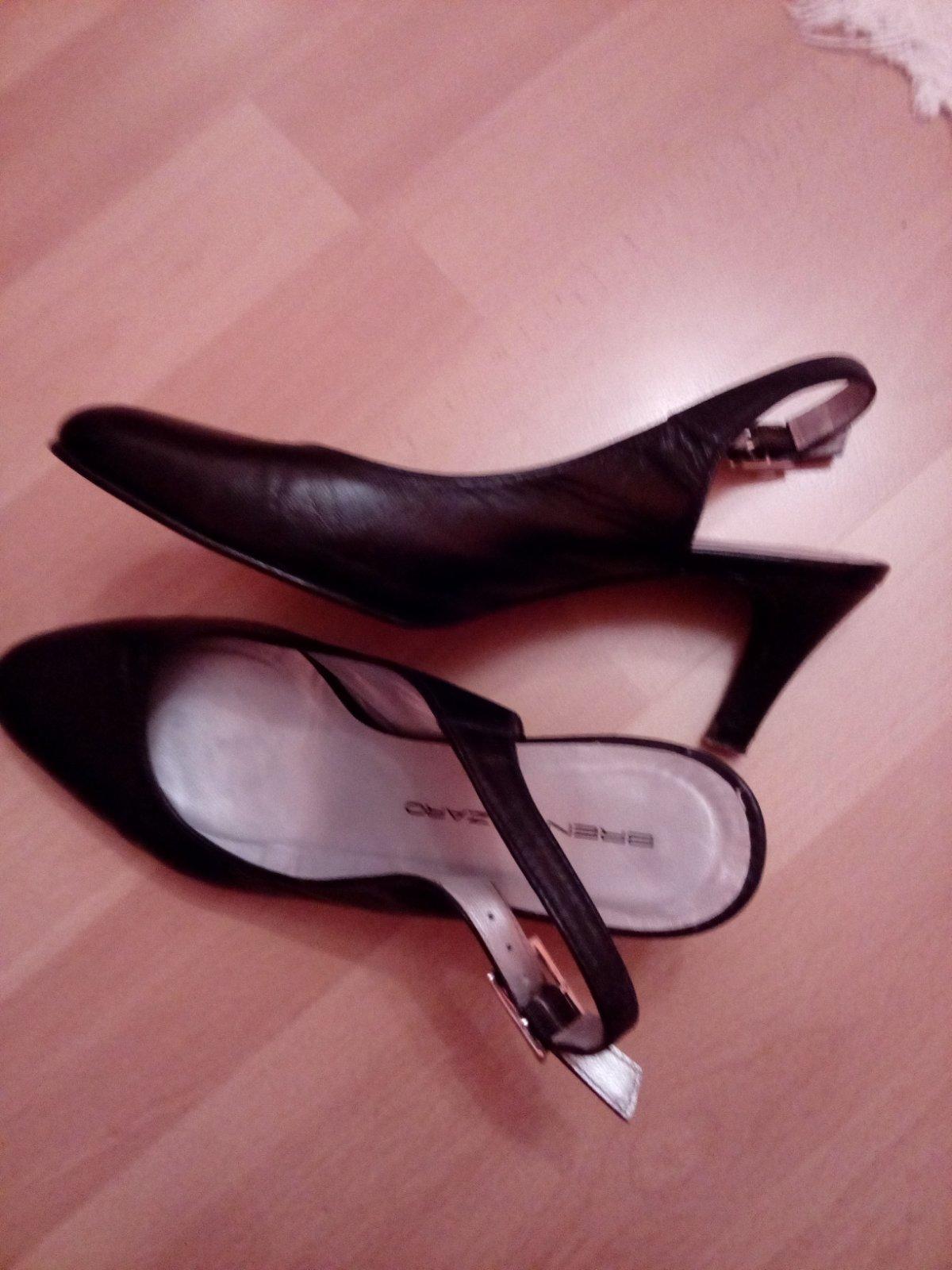 Kozene sandalky - Obrázok č. 1