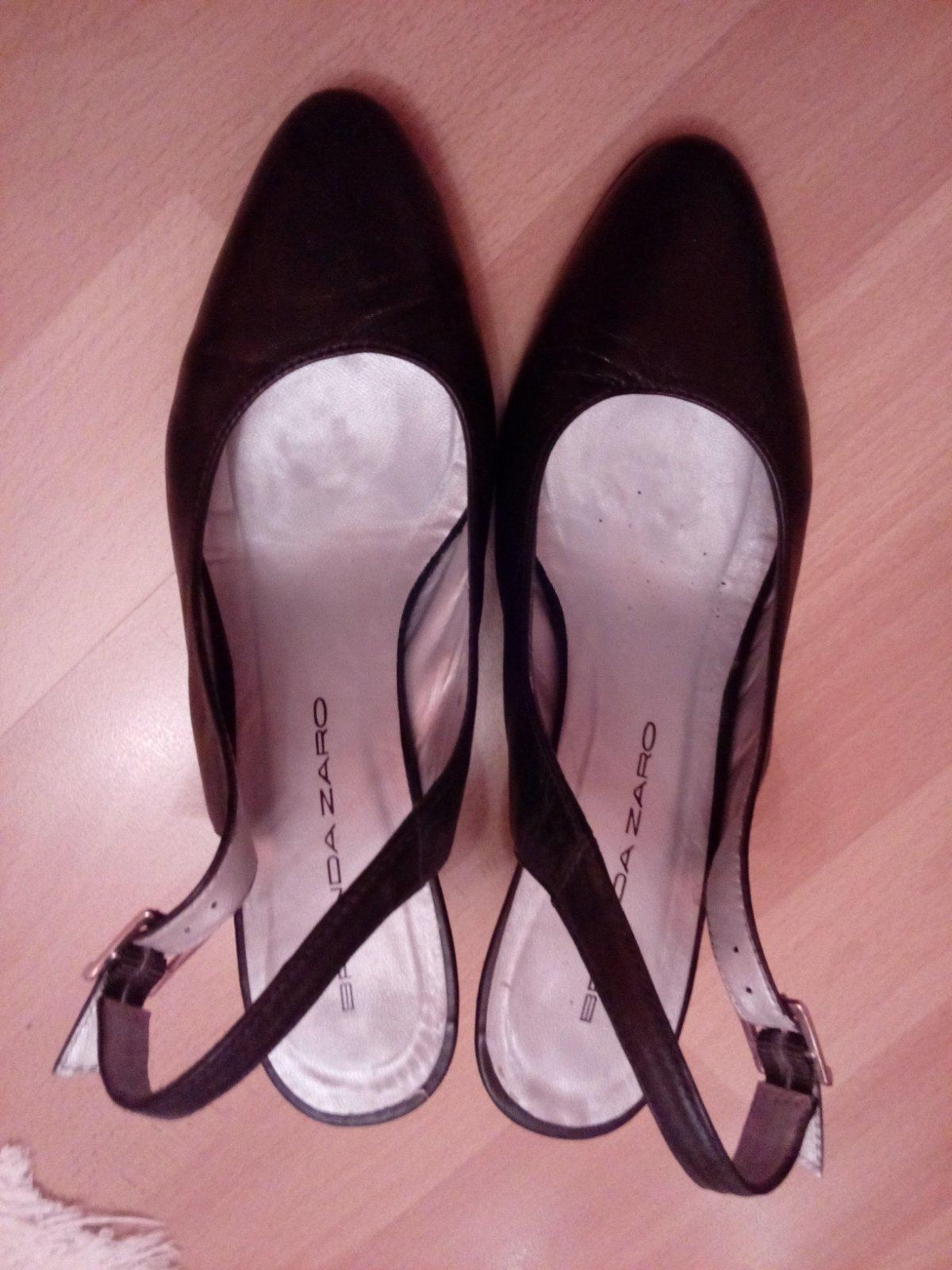 Kozene sandalky - Obrázok č. 2