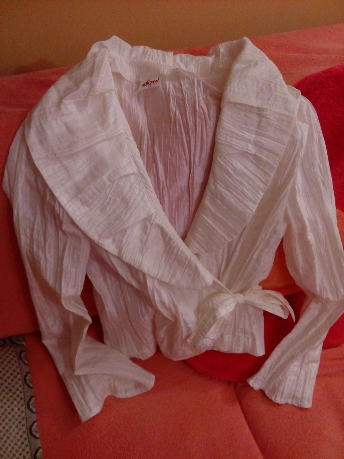 Zavinovacia bluzka - Obrázok č. 1