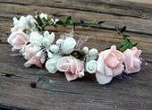 Ružový venčečok,
