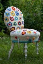 hezká inovace židličky