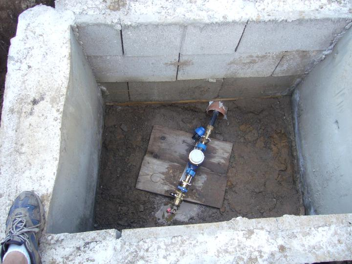 Sen sa stal skutočnosťou  :-) - ...mame vodu...