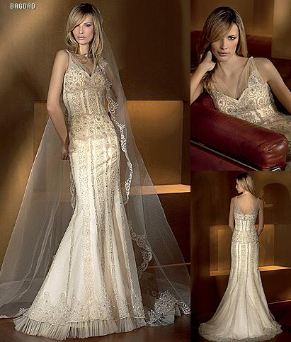 Svadobné šatičky... - san patrick 2008-model bagdag