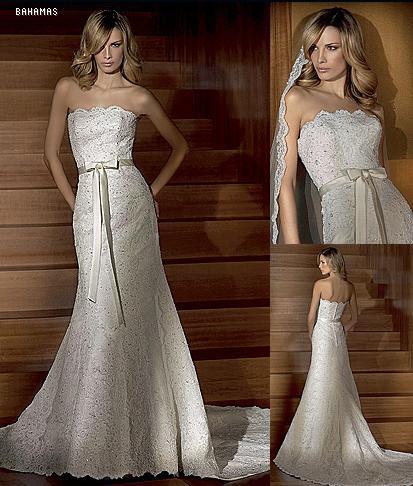 Svadobné šatičky... - san patrick 2008-model bahamas