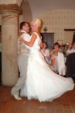 první novomanželská polčička