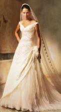 favorit č.1 na svatební šatičky
