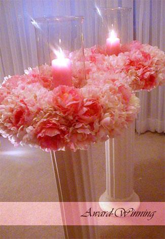 Naše prípravy na deň D - nádherná dekorácia takáto by sa mi páčila