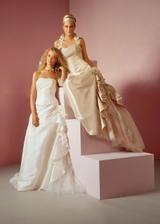 Kolekce Sincerity 2007 - vpravo odstin capuccino