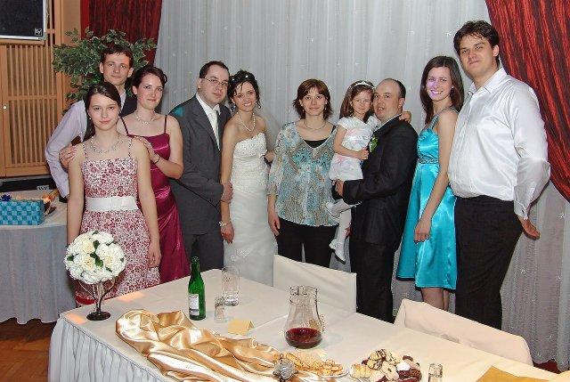 Katka{{_AND_}}Lubor Kalafusovi - nasa i buduca rodina