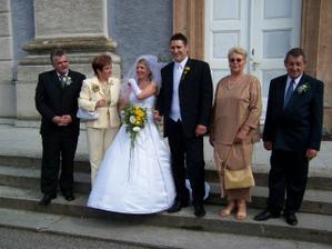 Foto s našimi rodičmi