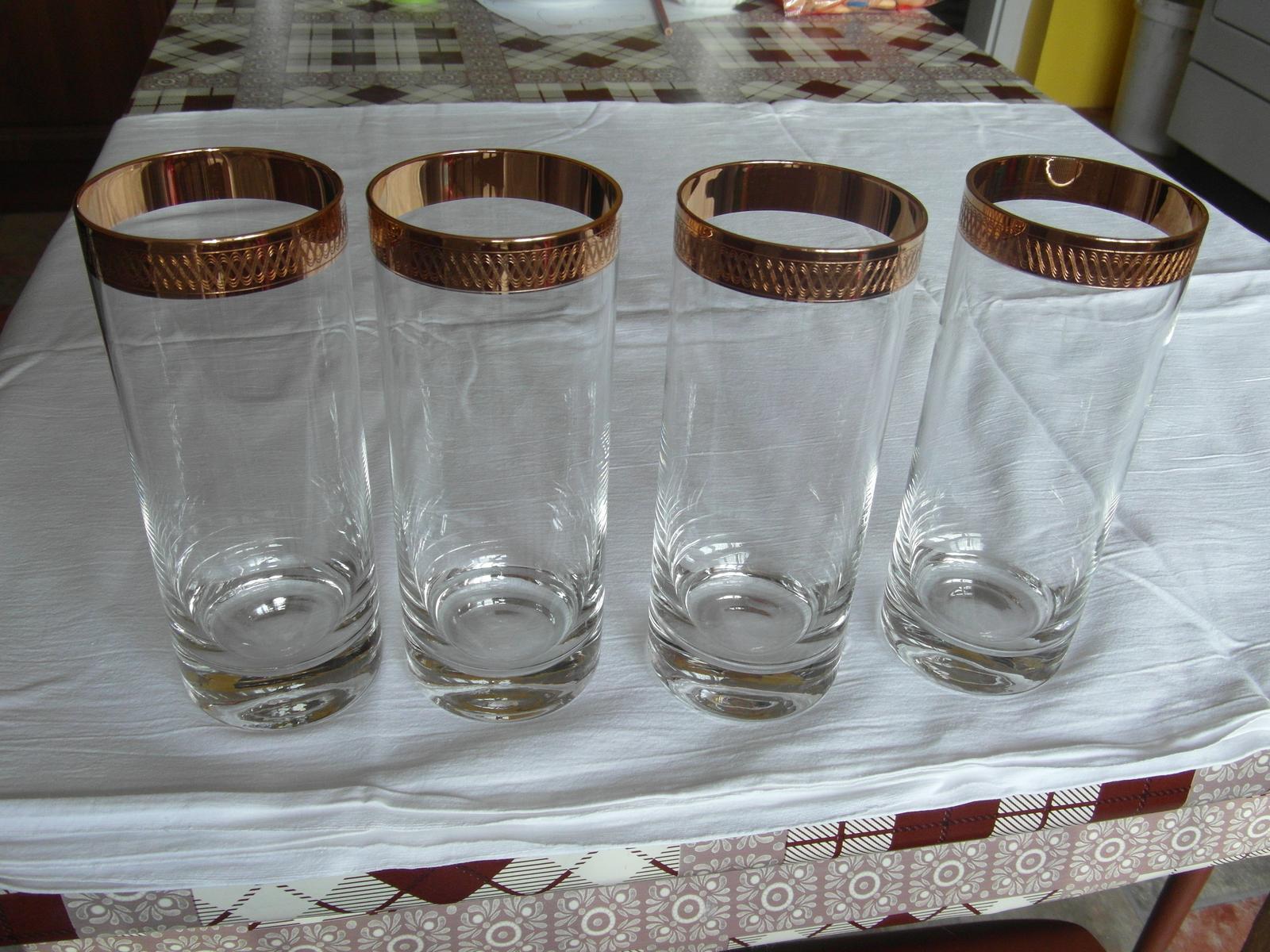 Sklo - poháre - Obrázok č. 1