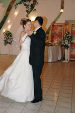 nás prvý novomanželský tanec