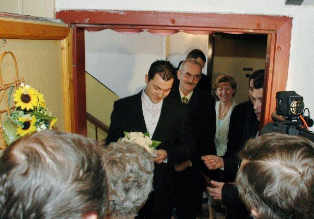 Lucia Elekaničová{{_AND_}}Michal Soták - prichod k nam
