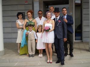mafianska svatba :)